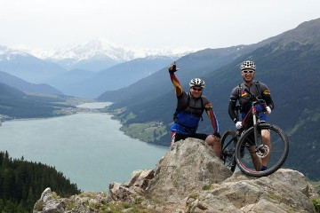 Tirol Mountain Bike Safari