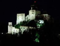 Zamek wTrenczynie