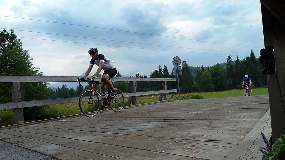 Most naMłynówce