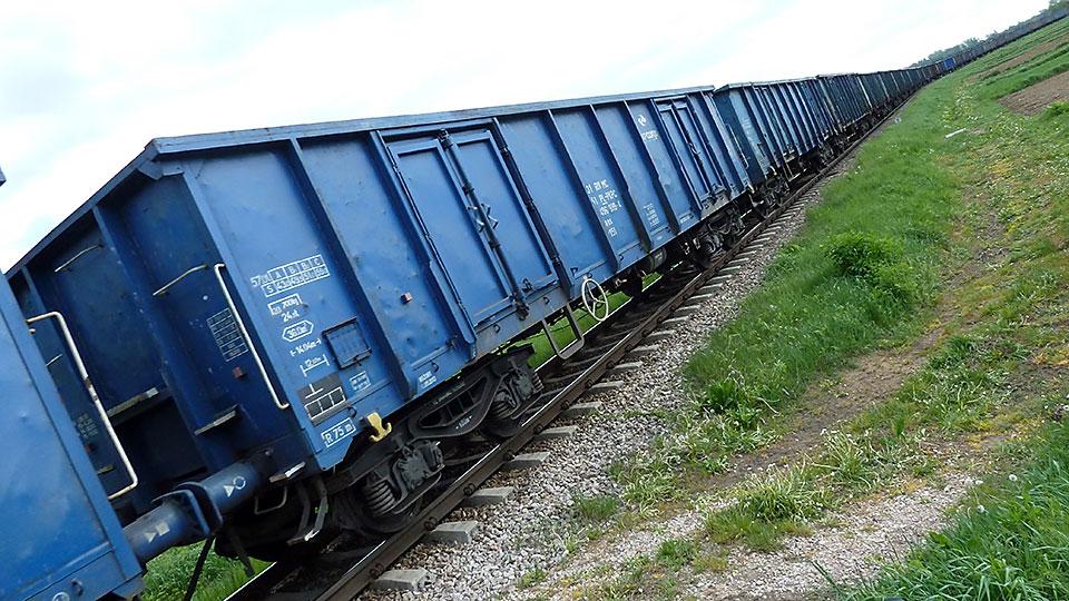 Długi pociąg