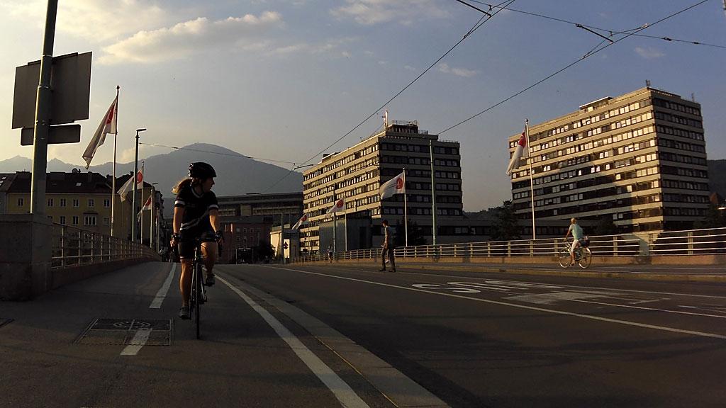 Innsbruck oporanku